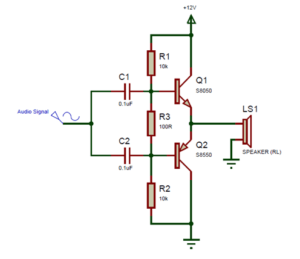 S8550 диаграмма