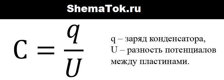 Наглядная формула С