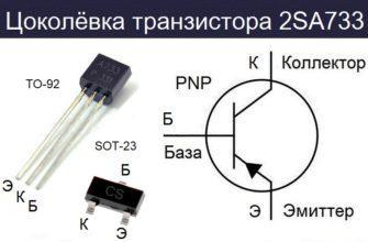 Распиновка A733