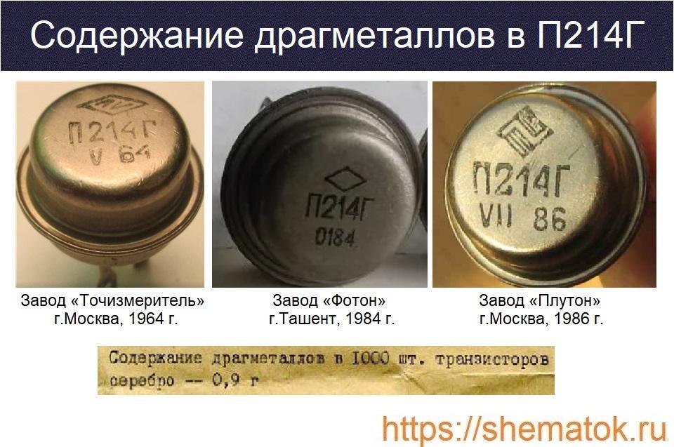 Содержание ДГМ П214Г